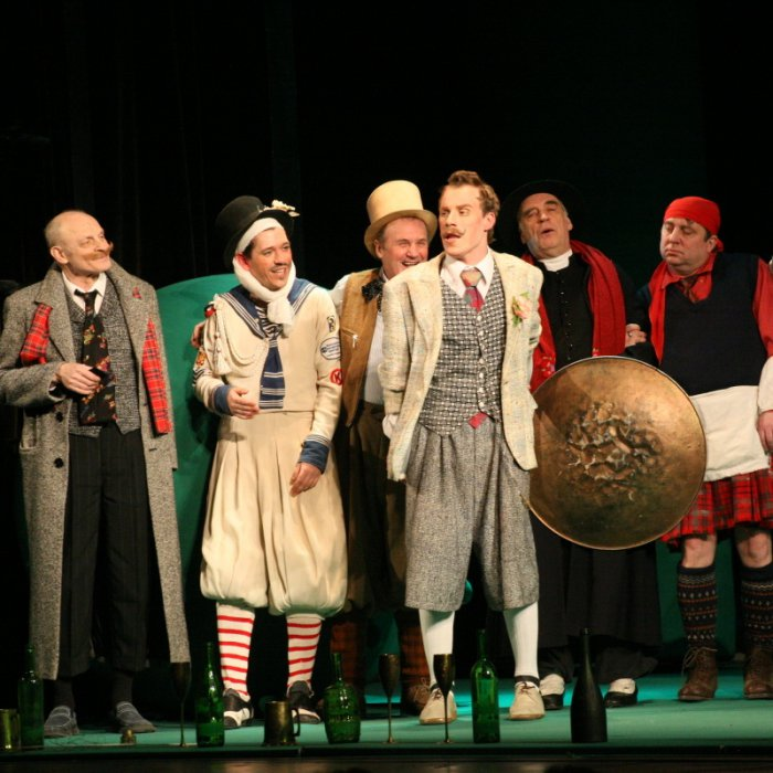 Питерский театральный конкурс