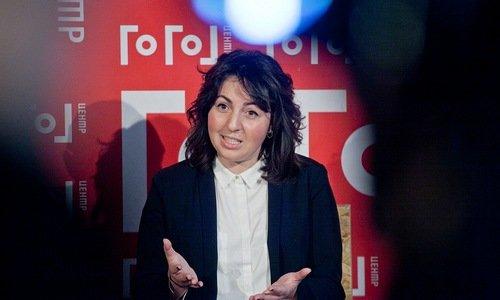 Дочь Марины Голуб ушла споста директора театра «Гоголь-центр»