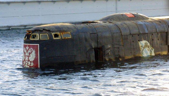 правда о гибели подводной лодки курск правда о гибели