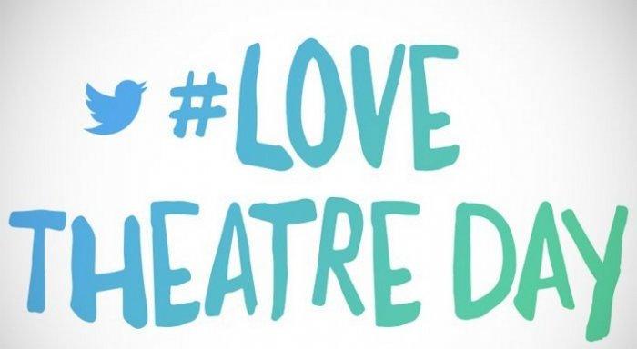 Русские театры примут участие вакции #LoveTheatreDay в социальных сетях