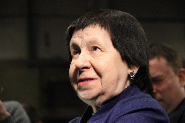 Скончалась вдова Алексея Германа