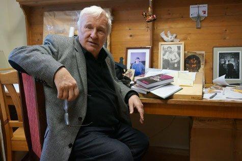 ВБДТ имени Товстоногова прошел юбилейный вечер Эдуарда Кочергина