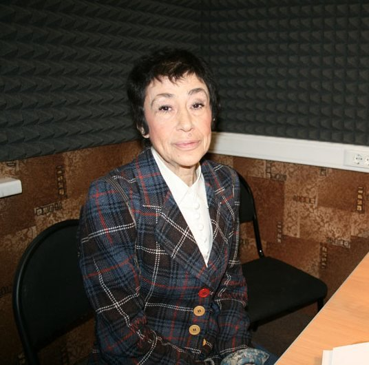 На72-м году жизни скончалась кинокритик Нина Зархи
