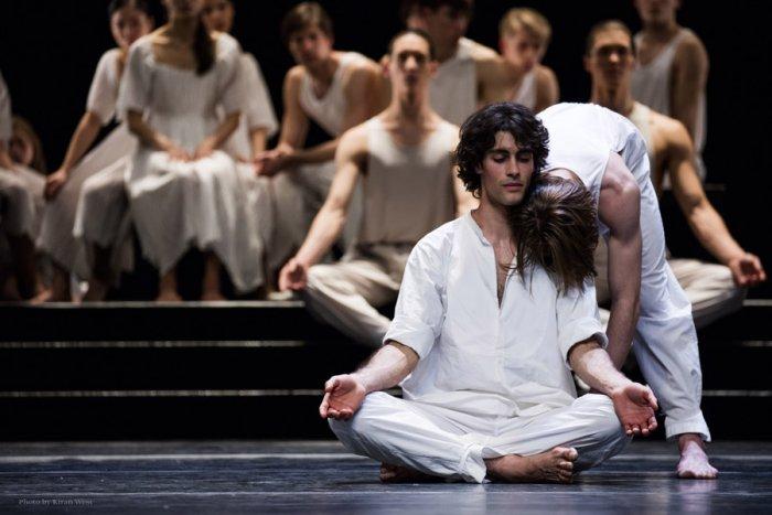 В РФ впервый раз покажут балет Ноймайера намузыку Баха «Страсти поМатфею»
