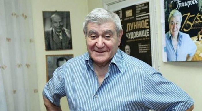 ВЕреване скончался Александр Григорян