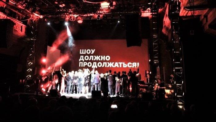 Серебренников заочно поздравил служащих спятилетием «Гоголь Центра»