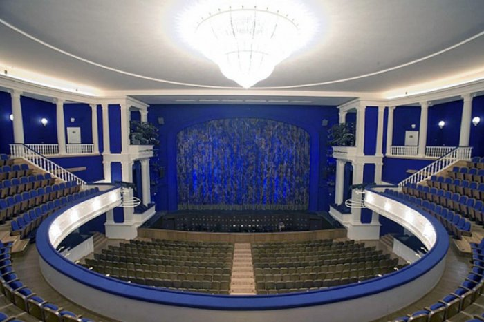 Главную сцену музыкального театра имени Станиславского и Немировича-Данченко модернизируют