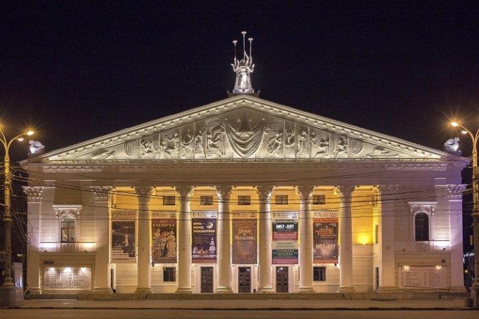 Театр оперы и балета в Воронеже решили не сносить